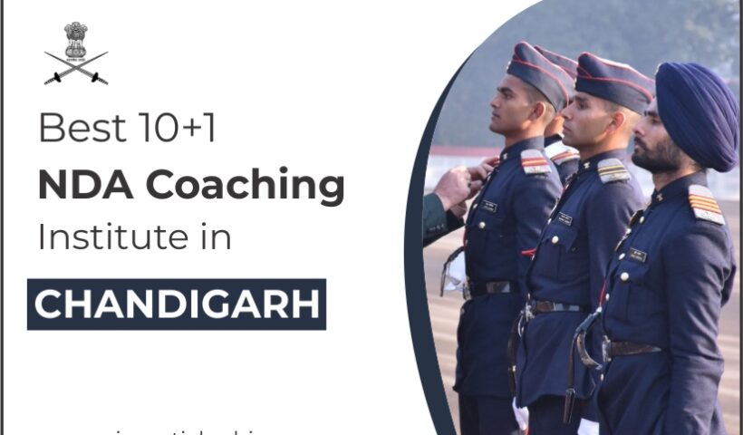 NDA Coaching Institute in Chandigarh